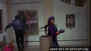 Watch and share Museum GIFs on Gfycat