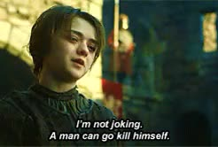 Watch this arya stark GIF on Gfycat. Discover more Arya Stark, arya stark, game of thrones, got, jaqen hagar, maisie williams GIFs on Gfycat