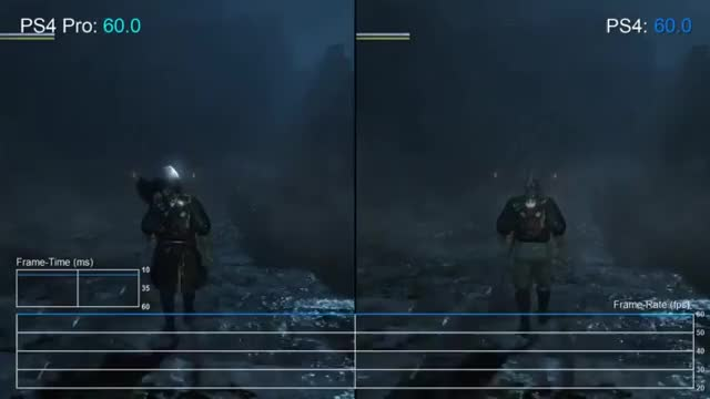 Watch Nioh | PS4 Pro & PS4 compararison GIF on Gfycat. Discover more related GIFs on Gfycat
