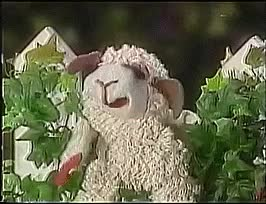 Watch and share Lamb Chop GIFs and Friends GIFs on Gfycat