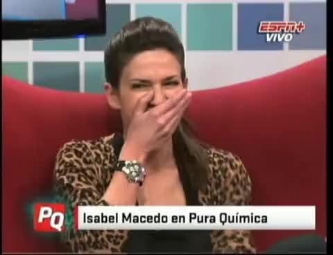 Watch and share Isabel Macedo GIFs on Gfycat