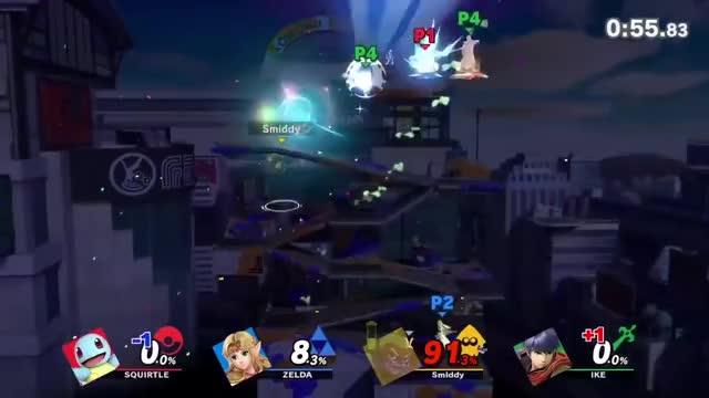 Watch and share Splatoon Smash Bros GIFs and Nintendo Direct GIFs on Gfycat