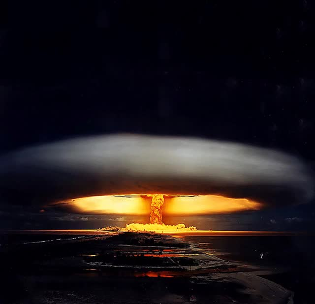 Watch Nuclear explosion #2 GIF on Gfycat. Discover more related GIFs on Gfycat