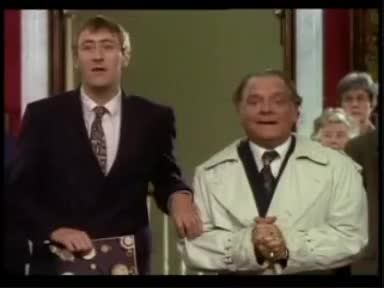 Watch and share Only Fools And Horses - The Watch Bidding GIFs on Gfycat