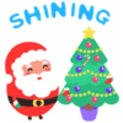 Watch and share ChristMoji - Christmas Gifs Stickers For IMessage Messages Sticker-0 GIFs on Gfycat