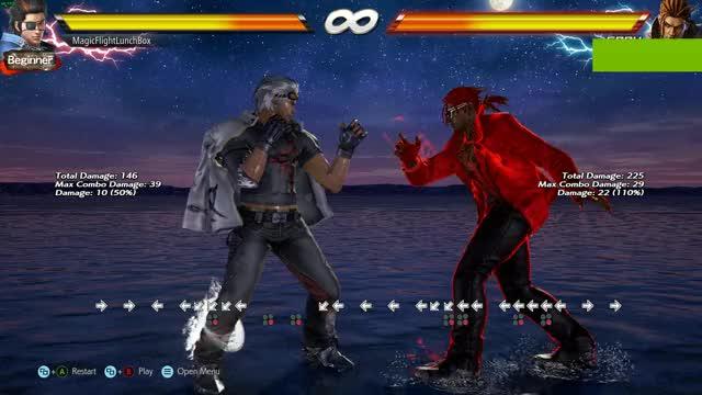 Watch Tekken 7 2019.03.19 - 17.40.55.02 GIF on Gfycat. Discover more tekken GIFs on Gfycat