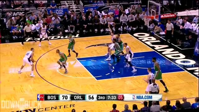 Watch Aaron Gordon Crossover against Celtics GIF by @dilliemcbuckets on Gfycat. Discover more Aaron Gordon, Highlights, nba GIFs on Gfycat