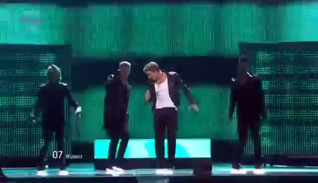 Watch this trending GIF on Gfycat. Discover more eurovision, russia, wink GIFs on Gfycat