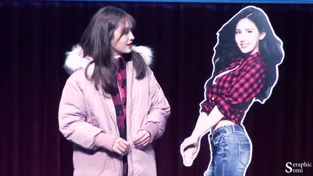 Watch and share IOI - Somi 171124 GIFs by Dang_itt on Gfycat