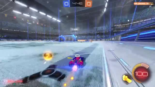 Watch No you dont GIF by ThePyrotechnician (@thepyrotechnician) on Gfycat. Discover more PS4share, PlayStation 4, Rocket League®, Sony Interactive Entertainment GIFs on Gfycat