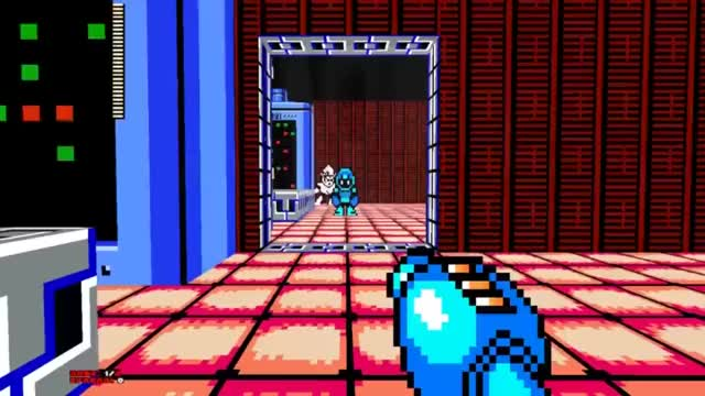 Watch and share Mega Man 8-Bit Deathmatch GIFs on Gfycat
