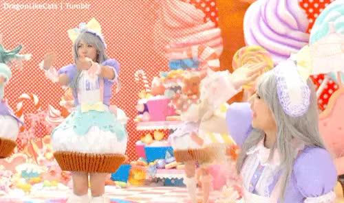 Watch Dinosaurs GIF on Gfycat. Discover more AKB48, Jpop, Takahashi Minami, Takamina, my gifs, sugar rush GIFs on Gfycat