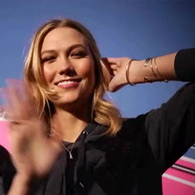 Watch and share Karlie Kloss GIFs on Gfycat