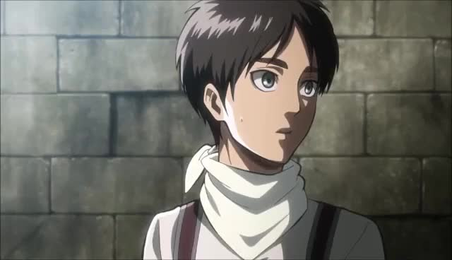 Watch Eren surprised GIF on Gfycat. Discover more Jaegerbomb, attackontitan, erenjaeger, shingekinokyojin GIFs on Gfycat