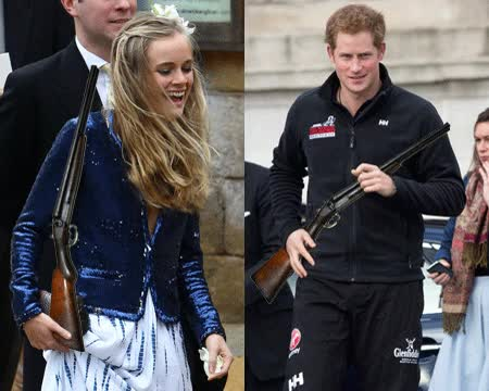 Watch and share Prince Harry To Propose To Cressida Bonas? GIFs on Gfycat