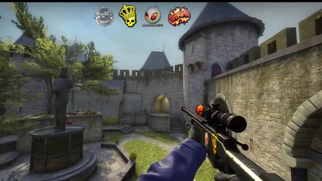 Watch AWP | Graphite (FN) - Swag/Crown/Dignitas/Firestarter GIF by @hereisdavid on Gfycat. Discover more globaloffensivetrade GIFs on Gfycat