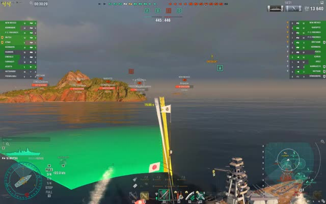 Watch and share World Of Warships GIFs and Destroyed GIFs by Overwolf on Gfycat