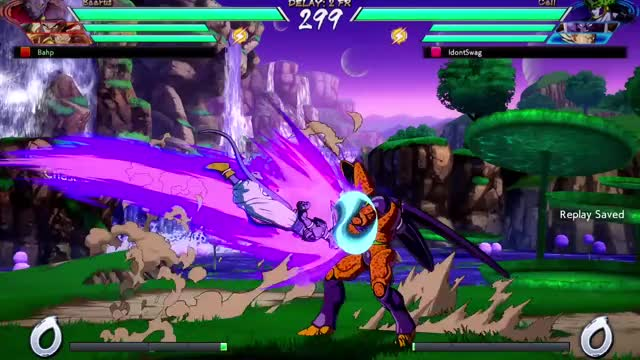 Watch and share Dbfz GIFs by bahptist on Gfycat