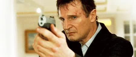 liam neeson, What are you gonna do? Shoot me? GIFs