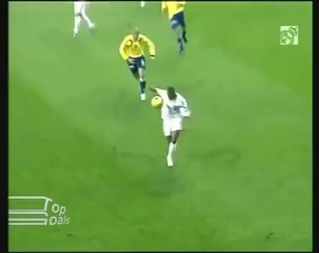 Watch Best shot ever? GIF on Gfycat. Discover more FIfa11, Fifa, Ronaldinho, Soccer, fifa10 GIFs on Gfycat