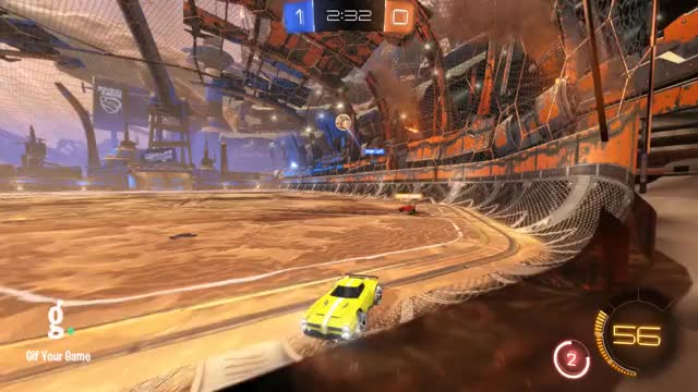 Watch Goal 2: Hoax GIF by Gif Your Game (@gifyourgame) on Gfycat. Discover more Gif Your Game, GifYourGame, Goal, Hoax, Rocket League, RocketLeague GIFs on Gfycat