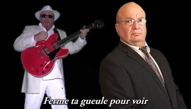 """Watch and share """" Ferme Ta Gueule Pour Voir Ah Ouais C'est Mieux """" De Gilles Dor GIFs on Gfycat"""