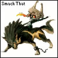 Watch Midna and Link- Smack That GIF on Gfycat. Discover more related GIFs on Gfycat