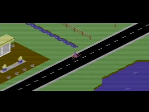 Watch Action Biker - C64 GIF by Haikuwoot (@eoner321) on Gfycat. Discover more related GIFs on Gfycat