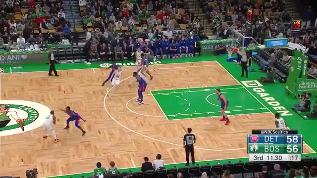 Watch and share Steal Rebound GIFs by Mike Snyder on Gfycat