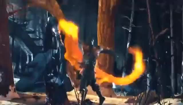 Mortal Kombat X Trailer Scorpion Vs Sub Zero Ps4 Xbox One Mortal