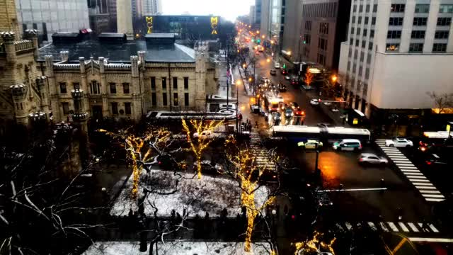 Watch and share Michigan Avenue GIFs and Timelapse GIFs by rangerbob19 on Gfycat