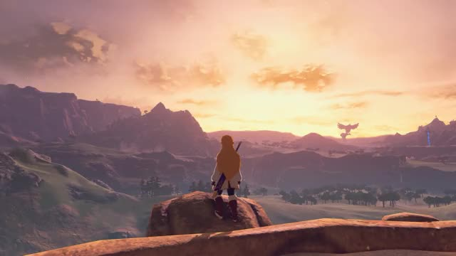 Watch and share Breath Of The Wild GIFs and Cinematic GIFs on Gfycat