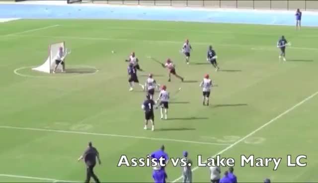 Tehoka Nanticoke Fall Lacrosse Highlights GIFs