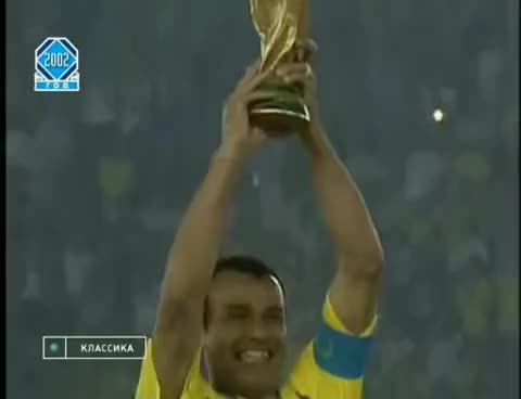 Watch this trending GIF on Gfycat. Discover more 2002, brasil, cafu GIFs on Gfycat