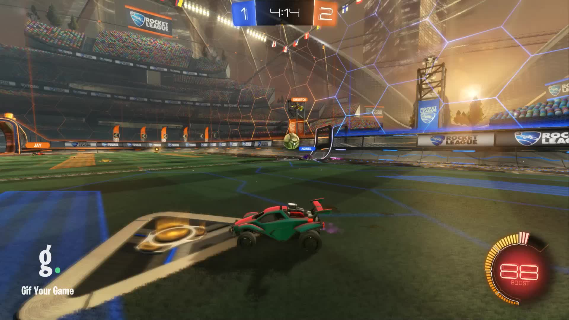 Gif Your Game, GifYourGame, Goal, Rocket League, RocketLeague, twiist., Goal 4: twiist. GIFs