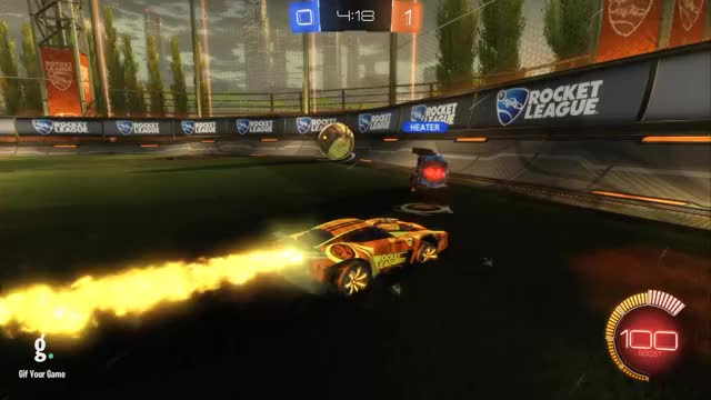 Watch Goal 2: Heater GIF by Gif Your Game (@gifyourgame) on Gfycat. Discover more Gif Your Game, GifYourGame, Rocket League, RocketLeague, TF | S1LV3R GIFs on Gfycat
