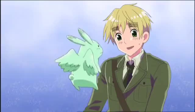 Watch this trending GIF on Gfycat. Discover more england, hetalia GIFs on Gfycat