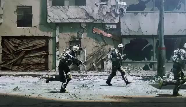 This War of Mine - Teaser Trailer GIFs
