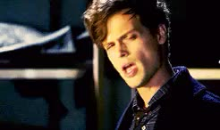 Watch and share Spencer Reid GIFs and Not My Gifs GIFs on Gfycat
