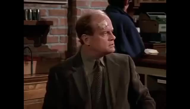 Watch frasier - she is obnoxious GIF on Gfycat. Discover more related GIFs on Gfycat