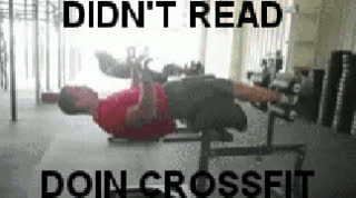 Fitness Crossfit GIFs
