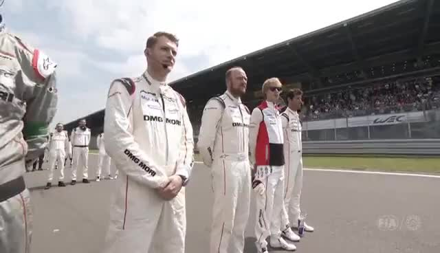 2016 WEC 6 Hours of Nurburgring - Full Race GIFs