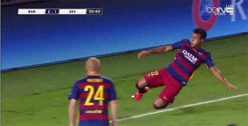 Watch and share Fc Barcelona GIFs on Gfycat