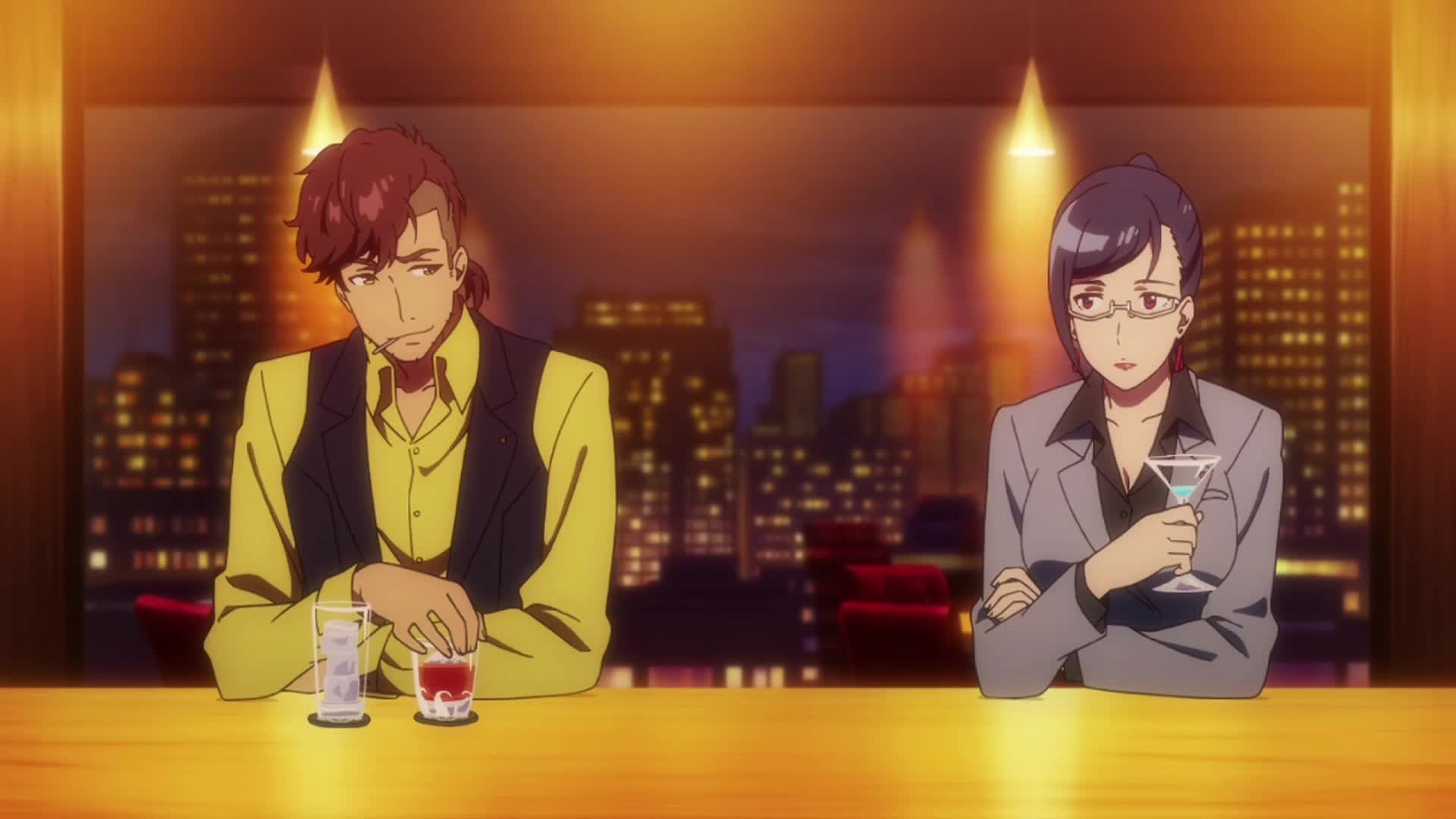 Anime irl GIFs