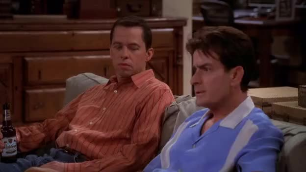 Watch and share Charlie Sheen GIFs and Jon Cryer GIFs on Gfycat