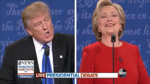 Watch and share Debatenight GIFs and Debates2016 GIFs on Gfycat