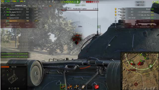 Watch 152mm of freedom taking a swipe at Russian bias GIF on Gfycat. Discover more WorldofTanks, worldoftanks GIFs on Gfycat