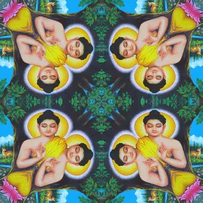 Watch this zen GIF on Gfycat. Discover more buddha, kaleidoscope, mandala, meditating, meditation, peace, relax, trippy, yoga, zen GIFs on Gfycat