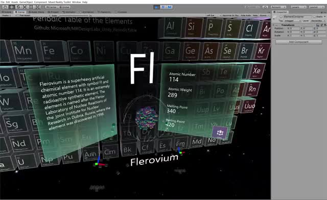 Watch and share Periodic Table Of The Elements - Manipulation Handler GIFs by Dong Yoon Park on Gfycat