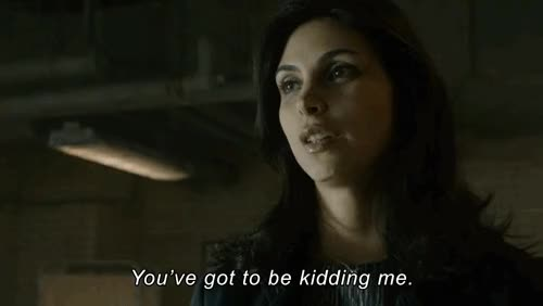 Watch and share Morena Baccarin GIFs and No Way GIFs on Gfycat